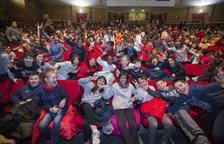 Más de mil estudiantes estrenan el Festival de Pasqua de Cervera