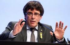 La Fiscalía de Bruselas confirma que recibió la euroorden de Puigdemont y los exconsellers