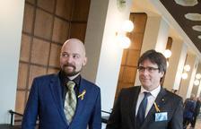 Puigdemont viajó a Bélgica antes de llegar la euroorden a Finlandia