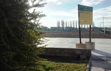 El Palau habilita un parque canino en el polígono industrial
