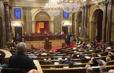 JxCat se divide en la Mesa del Parlament y Torrent baraja suspender el pleno