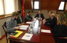 Crean la comisión de seguimiento del albergue Era Garona