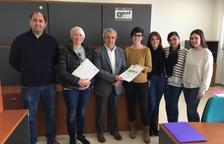 La Associació Talma se instala en el CEI de Les Borges Blanques