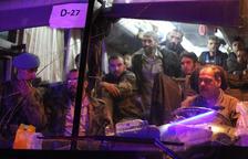 Francia, Reino Unido y EEUU, dispuestos a emprender una acción militar en Siria