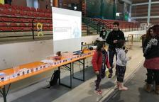 Los jóvenes del Sobirà piden una 'colla' castellera y más formación