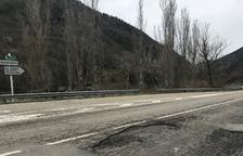 La Vall de Boí exige adecuar la carretera de la N-230 al balneario