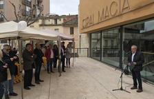 Aniversari de la República Catalana a l'Espai Macià