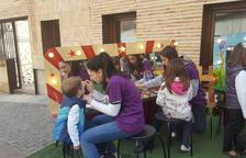 Los niños, estrellas del Encontats de Balaguer