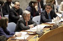 Els EUA, Europa i Rússia comencen la batalla diplomàtica després del bombardeig a Síria