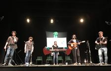 El grupo Avstral se presenta en un festival poeticomusical en Juneda