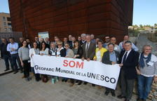La Unesco atorga la distinció de Geoparc a la candidatura de la Conca de Tremp-Montsec