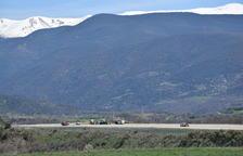 Más seguridad en el aeropuerto de Andorra-La Seu