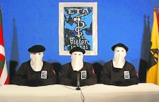 ETA pot anunciar la seua dissolució el primer cap de setmana de maig