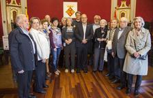 Cervera recibe el fondo del escritor Josep Maria Madern