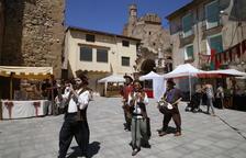Castelló celebra una nova edició de la Fira Càtara