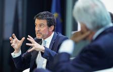 Manuel Valls estudia liderar la llista de Cs per a l'alcaldia de Barcelona