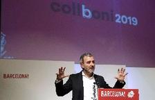 Jaume Collboni, proclamat per segona vegada candidat del PSC a l'alcaldia