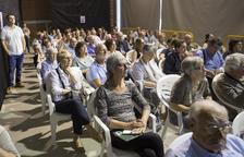 Més de mig miler de visitants inauguren a Castellserà la primera fira d'horticultura