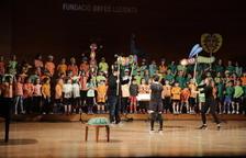 Les corals infantils de l'Orfeó Lleidatà celebren el 60è aniversari