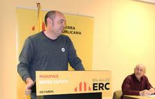 Vidal, alcaldable de ERC en las municipales del próximo año
