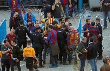 El Barça demanarà