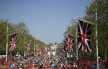 Recaudan 100.000 euros para la obra benéfica del corredor muerto en Londres