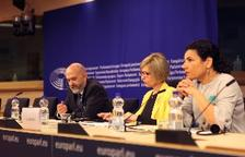Denuncien al Parlament Europeu discriminació lingüística a Catalunya