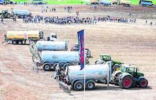 Noves normes sobre purins obligaran a renovar 1.700 cisternes per abocar-los