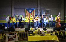 Bellpuig acoge el Concert per la Llibertat con varias actuaciones