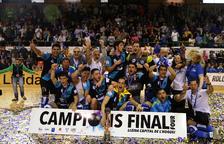 El Llista paseará hoy la Copa CERS por las calles de Lleida