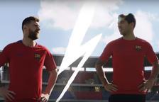 Messi i Suárez trenquen