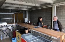 Bar per al complex poliesportiu de Solsona