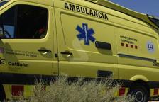 Herido tras un atropello en Agramunt