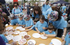 Balaguer, contra el càncer infantil