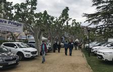 Borges Motor vende más de cuarenta coches en su primera edición