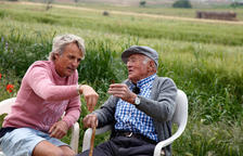 Fallece a los 88 años 'El Tato', el popular protagonista de un mural de Penelles
