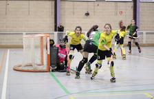 La selección, con dos jugadoras del Vila-sana
