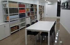 Menàrguens habilita un nuevo archivo municipal