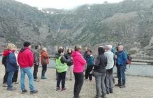Hasta 60 personas en una ruta geológica en el Jussà