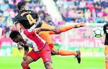 El Girona s'acomiada de l'afició amb derrota