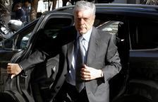 El expresidente de la CAM confiesa el cobro irregular de 600.000 euros