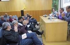 Tura reivindica en Cervera el papel de las cooperativas en la cultura democrática