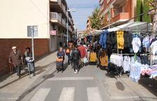 El mercat setmanal de Mollerussa anirà a l'avinguda del Canal durant les obres del centre