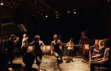 La Pobla de Cérvoles acoge el estreno de 'Diálogo infinito'