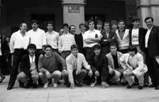 El Mollerussa, que acaba de pujar a Primera Catalana, va protagonitzar fa 30 anys una gesta històrica
