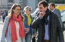 Comienza la comparecencia de Comín, Serret y Puig ante el juez belga