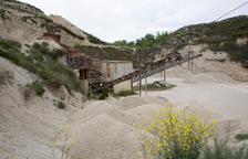 Proyecto en la Segarra para recuperar el yeso como material para la construcción