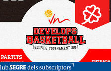 Torneig VM Develops Basketball