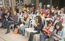 Classe magistral sobre Pedrolo, a Concabella