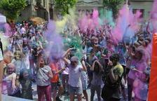 Música i color per als més joves a les festes de Mollerussa